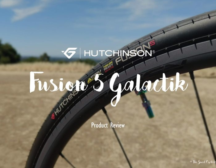 The Race Ready Fusion 5 Galactik Tubeless Tires