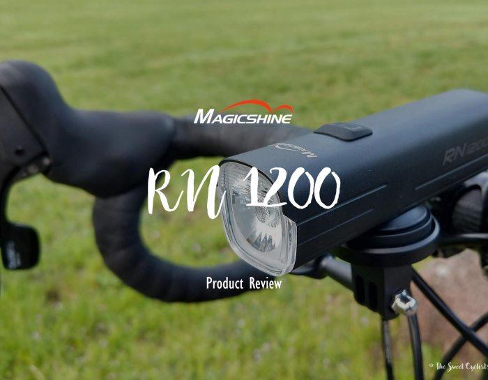 Magicshine RN 1200, a Full-featured USB Type-C Headlight