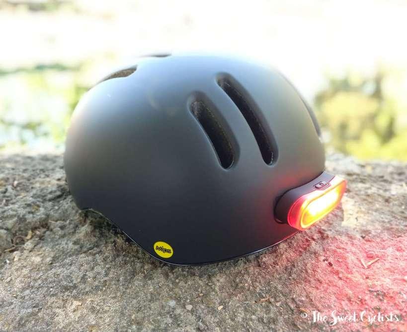 Thousand Chapter Helmet - tail light