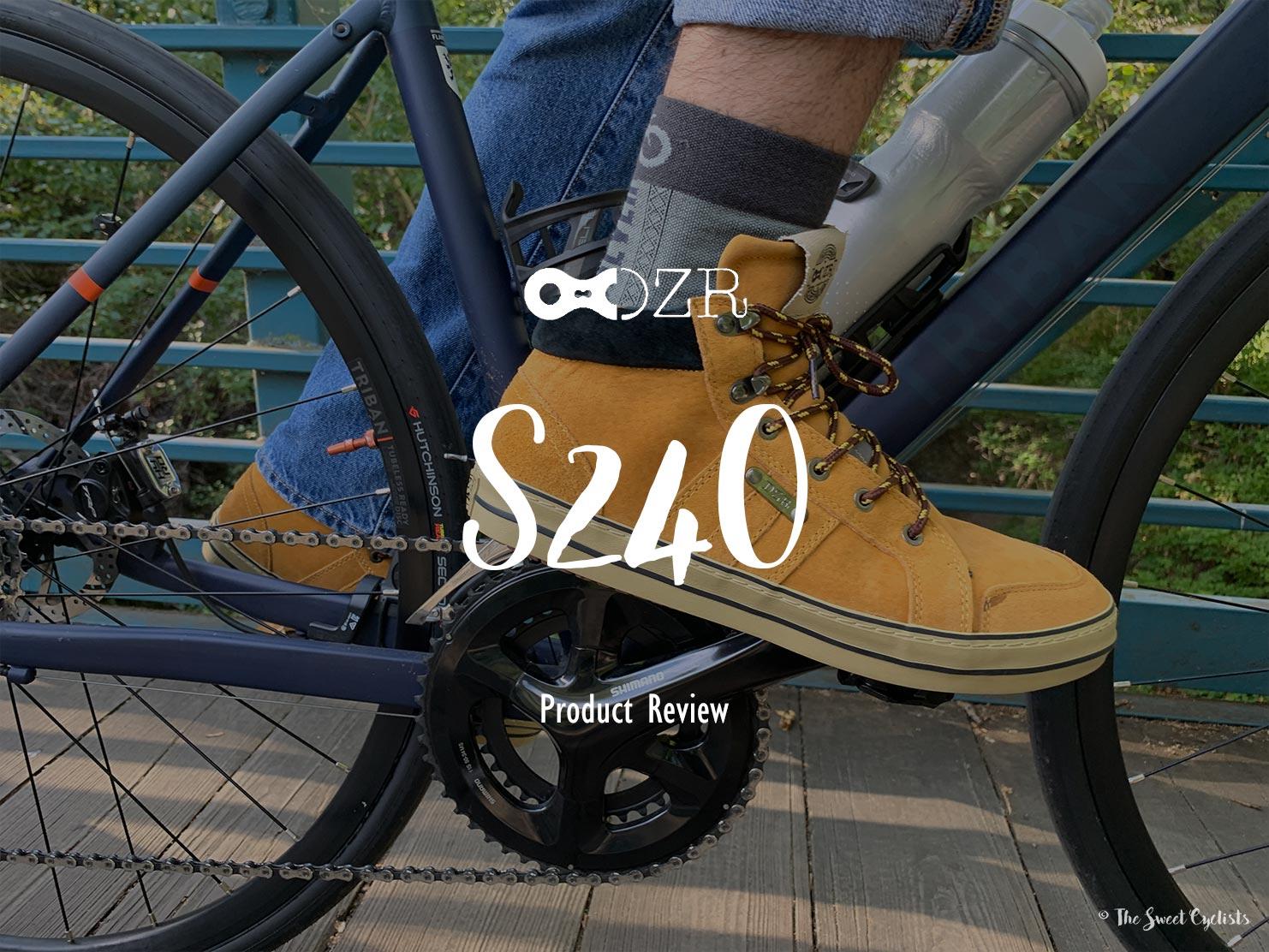 DZR S24O – Urban Chic shoes designed for riding