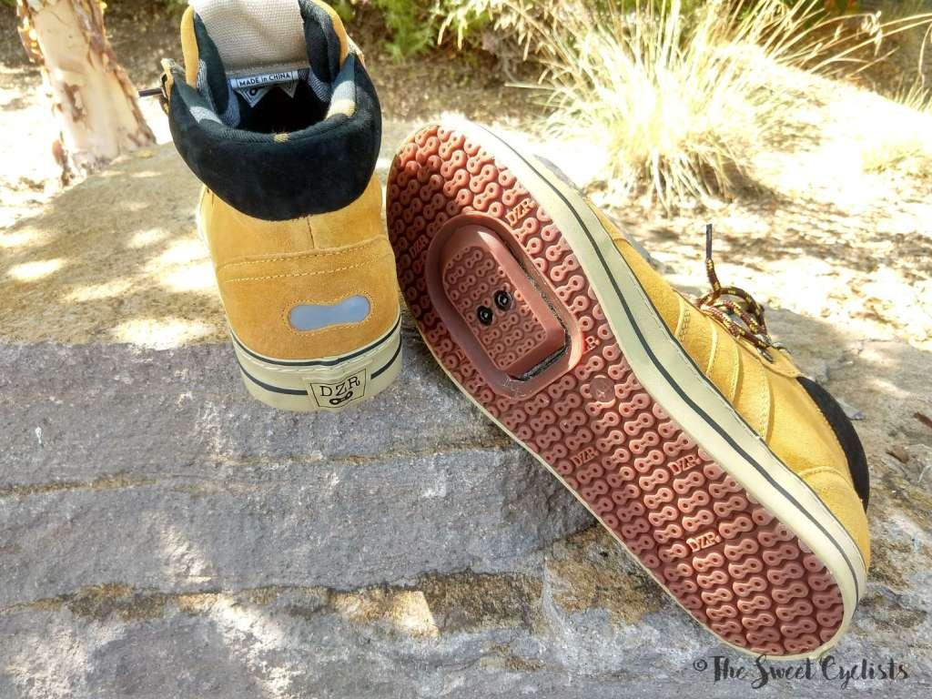 DZR S24O shoes - soles