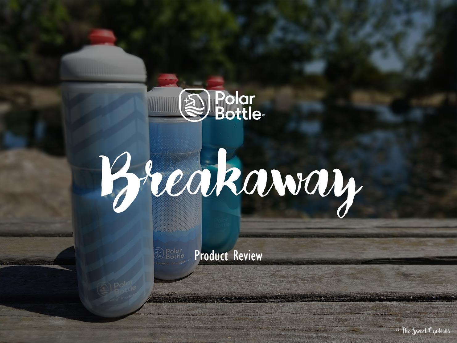The snazzy new Polar Breakaway Bottles