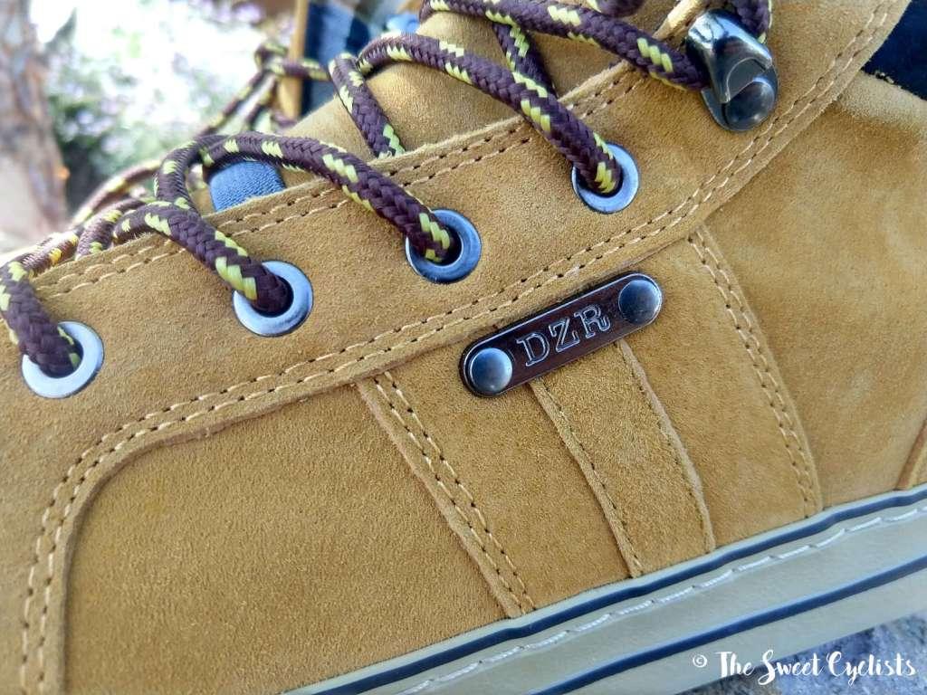 DZR S24O shoes - exterior