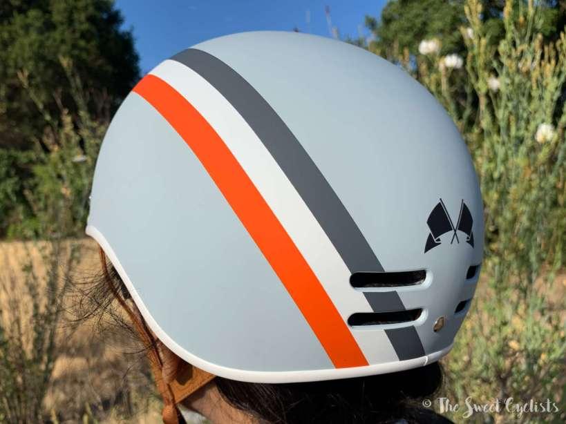 Thousand Heritage Helmet - Back