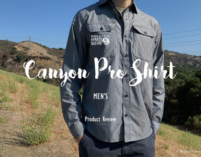 Protect yourself from the harsh rays with the Canyon Pro shirt