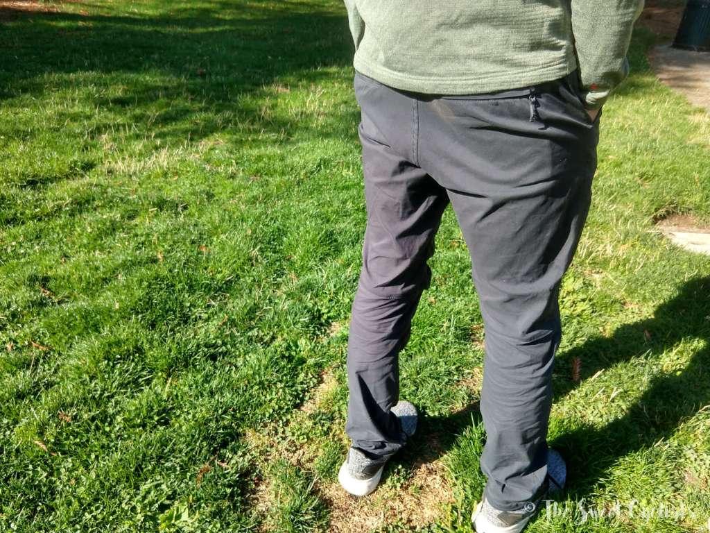 Mountain Hardwear AP-5 Pants - stretch