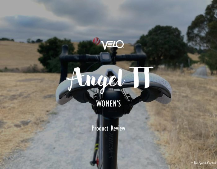 The Women's Specific Angel TT Saddle