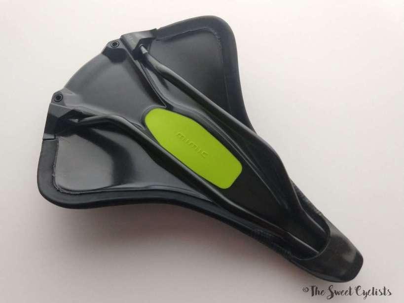 Specialized Women's Power Comp MIMIC saddle - underside