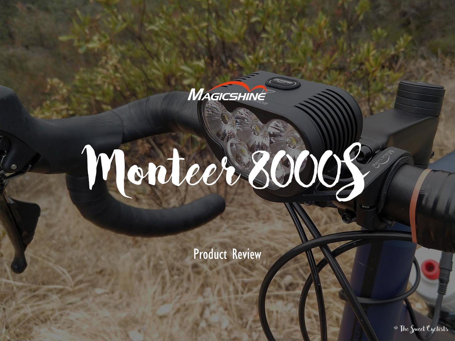 Light up the road with the Monteer 8000S