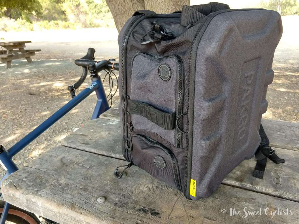 Topeak PakGo GearPack - outside