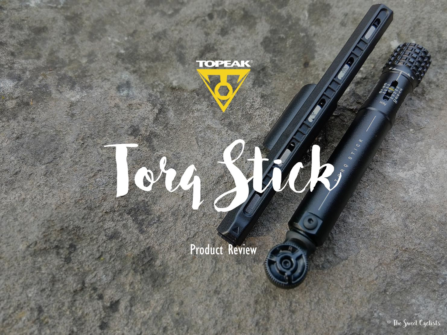 An incredibly compact torque wrench, the Topeak Torq Stick