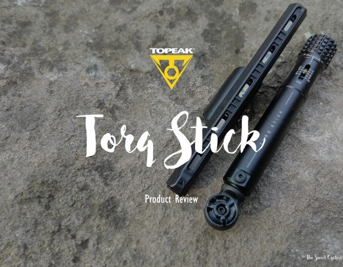An incredibly compact torque wrench the Topeak Torq Stick