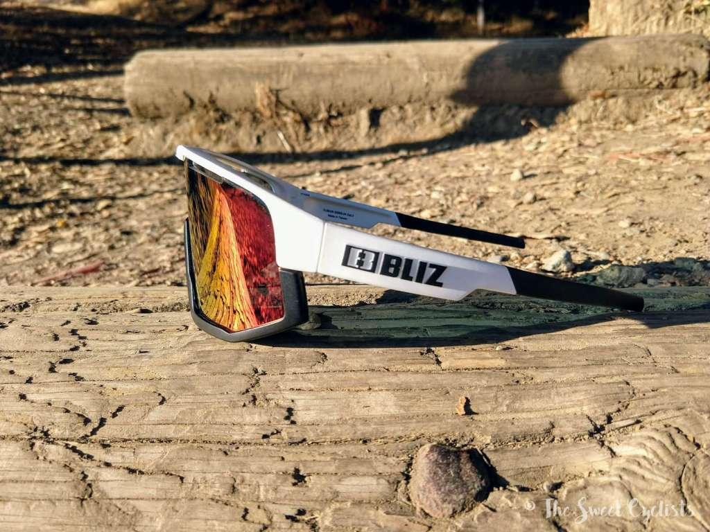 Bliz Fusion sunglasses - lens