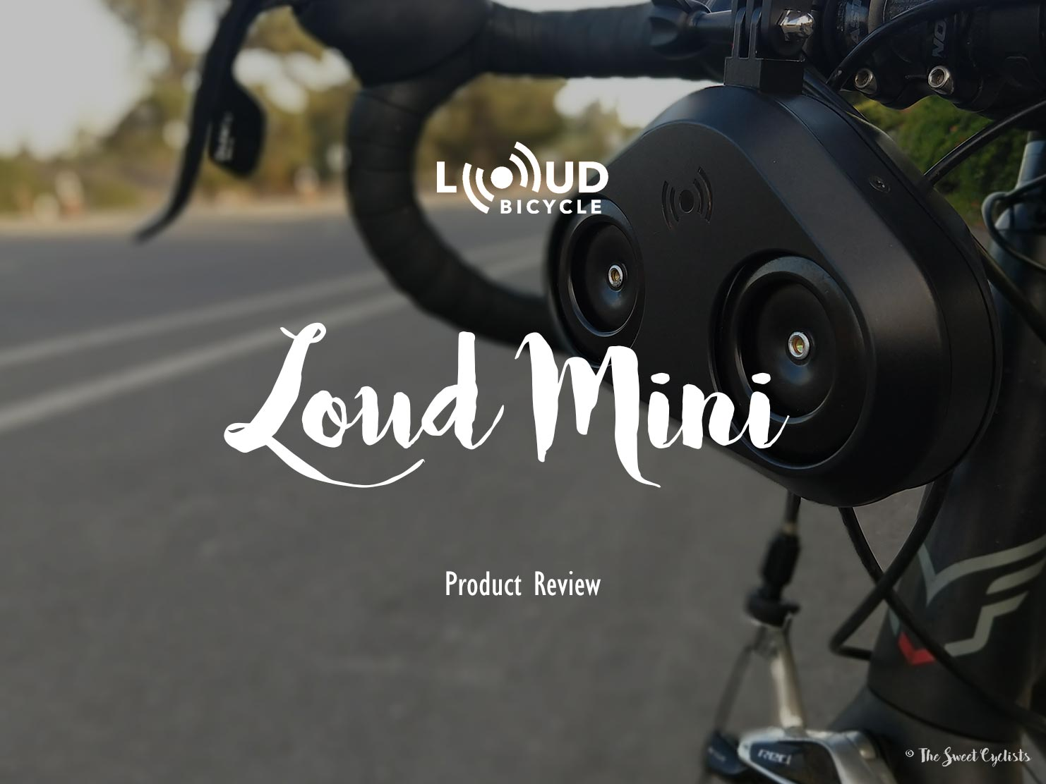 Loud Mini, a 125dB Car Horn for your Bike