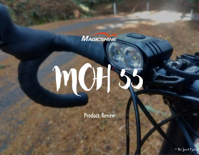 Compact yet bright, the 4000 lumen MOH 55