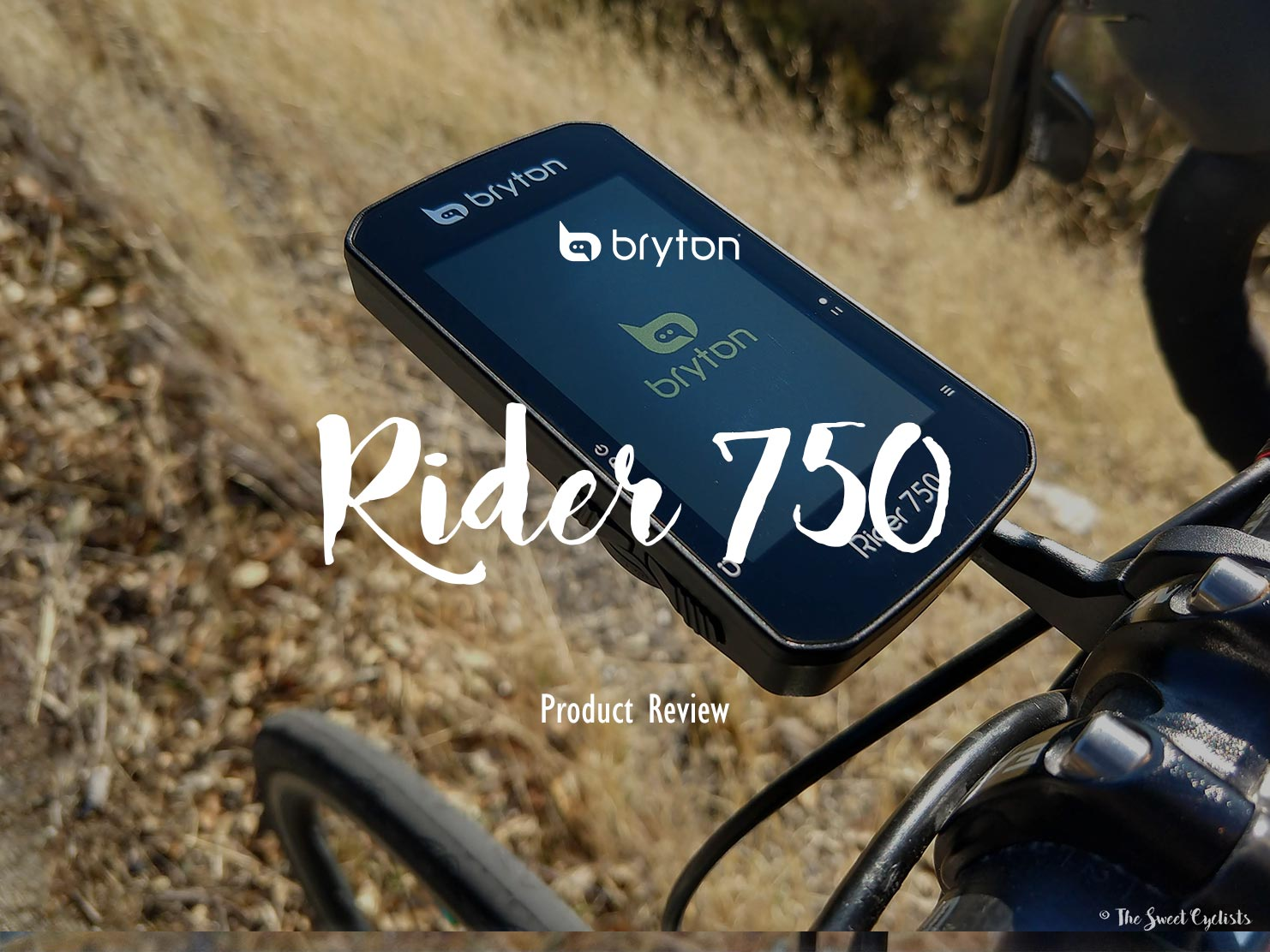 Bryton's top-of-the-line color GPS cycling computer