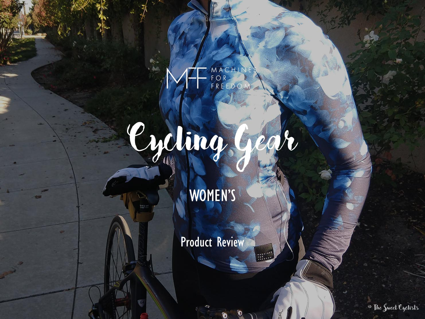 Machines For Freedom women's cycling gear