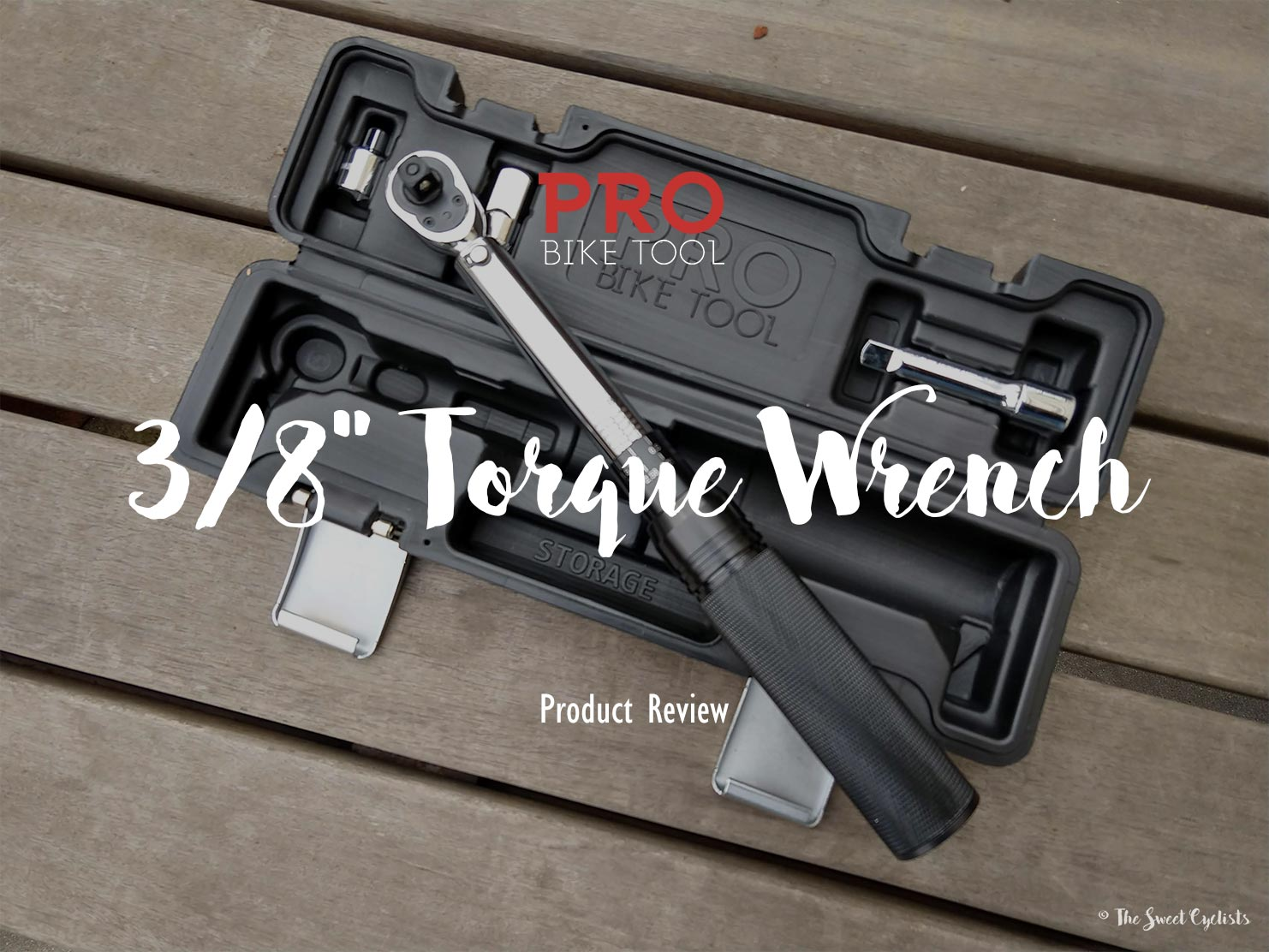 Pro Bike Tool's 10-60 N-m Torque Wrench