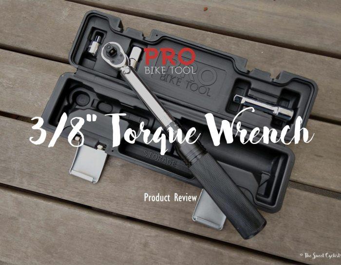Pro Bike Tool's 10-60 N-m Torque Wrench