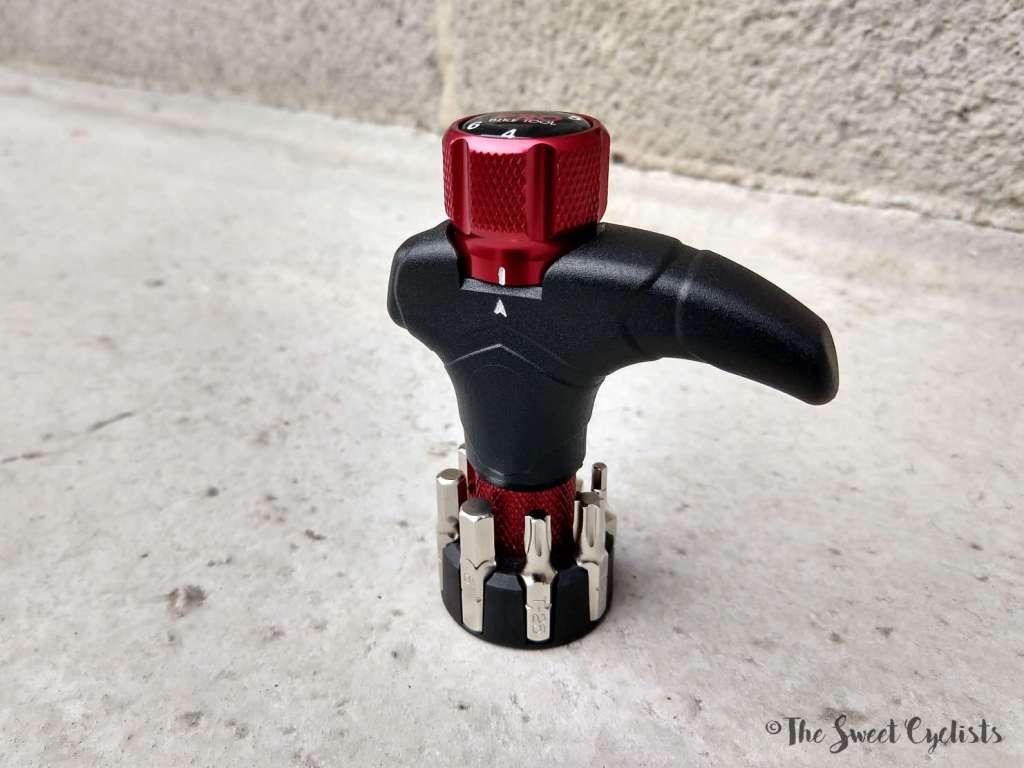 Pro Bike Tool T Torque Wrench - Bit Storage