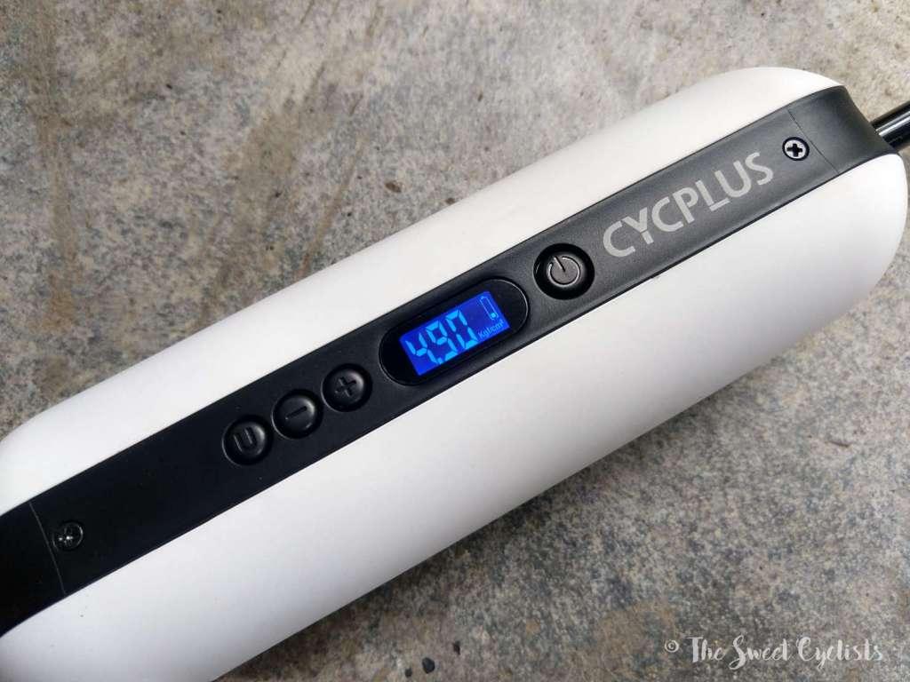 CYCPLUS A2 - LCD