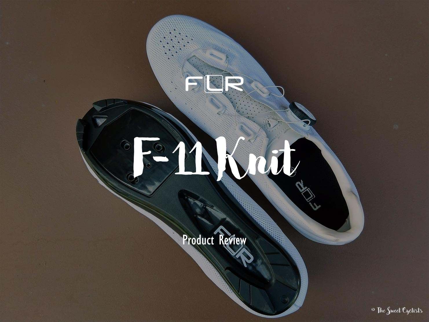 FLR's popular F-11 shoes now come in knit