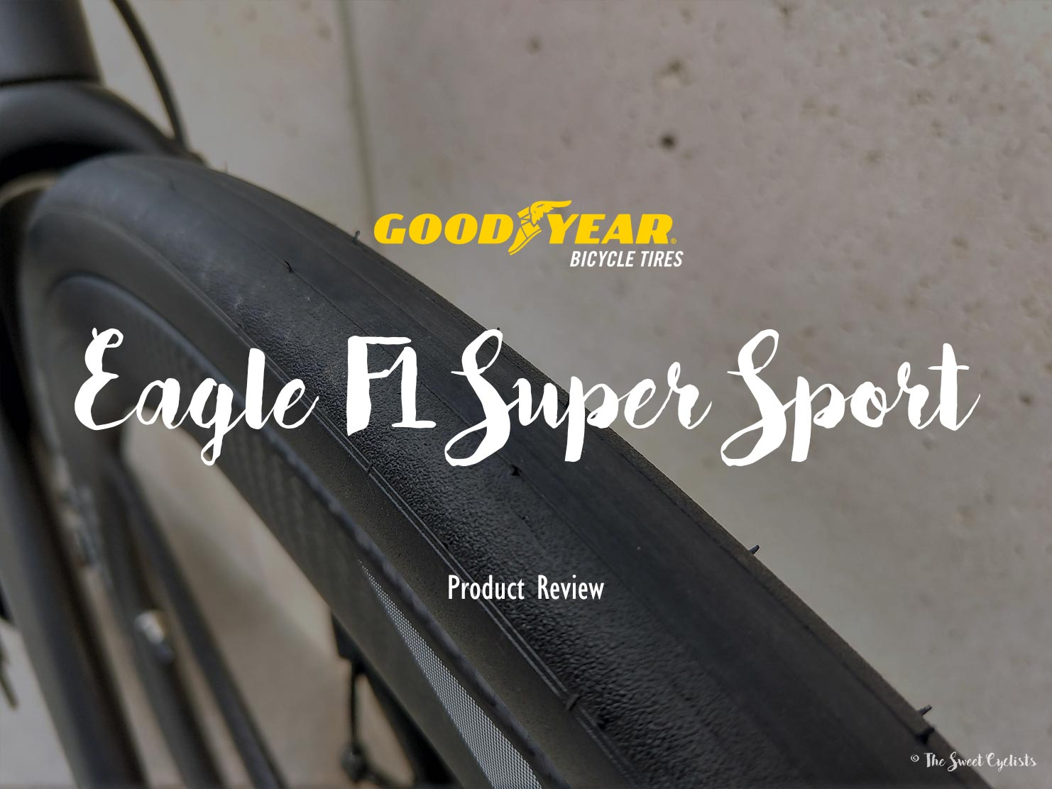Goodyear's competition ready tires