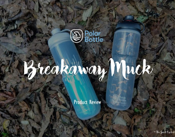 Keep your water bottle nozzle clean with the Muckguard