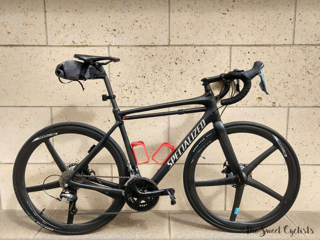 XeNTiS Mark3 SL Wheels - On Bike