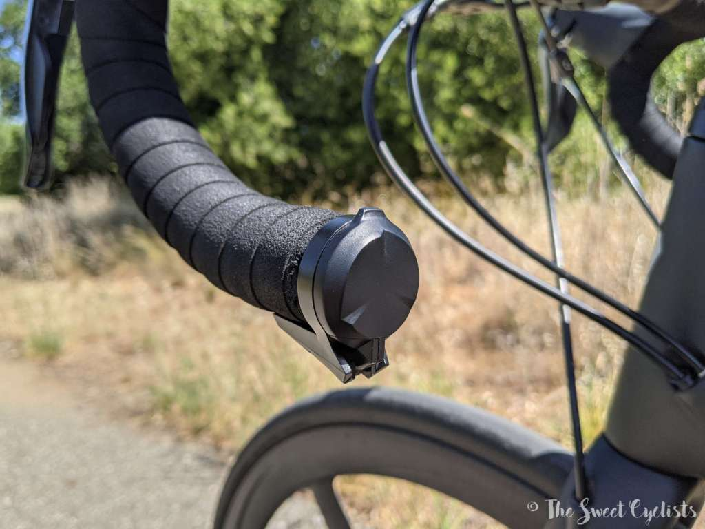 The Beam Corky Rearview Cycling Mirror - Closed