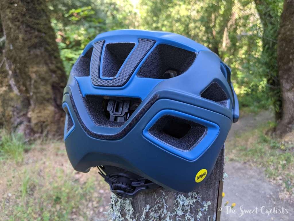 Lazer Jackal MIPS Helmet - Rear