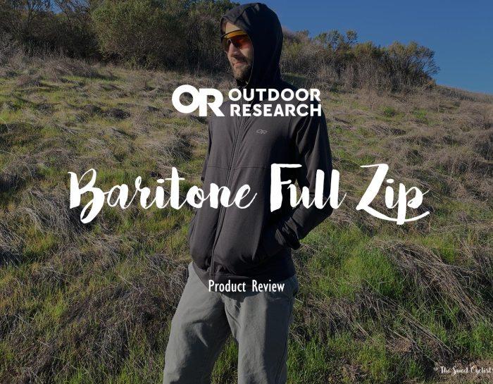 Outdoor Research's versatile Baritone hoodie