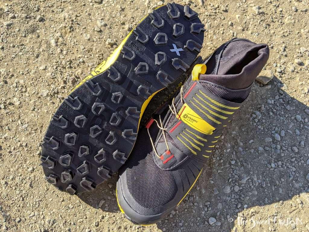 La Sportiva Cyklon Trail Running Shoes - Sole