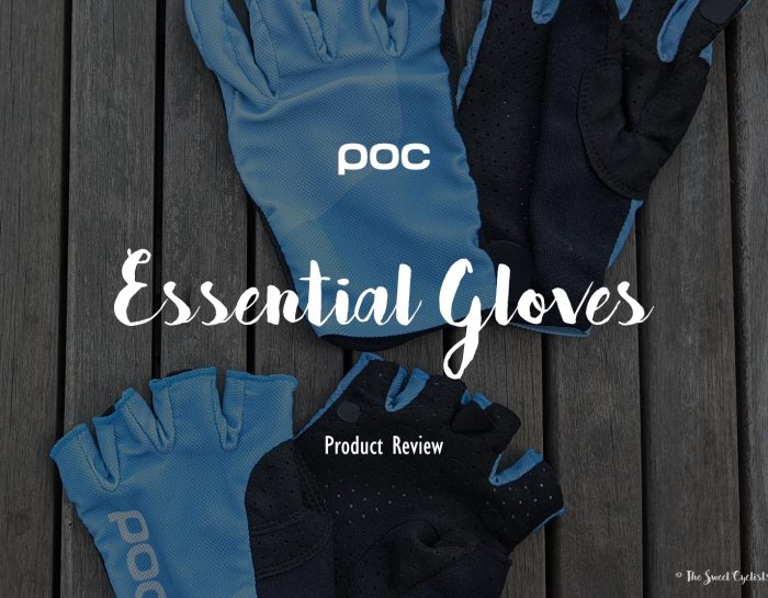 POC's Sleek Essential Gloves