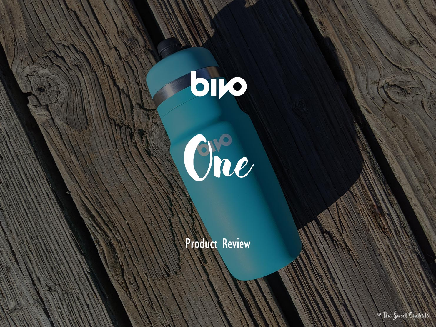 World's first stainless steel cycling bottle