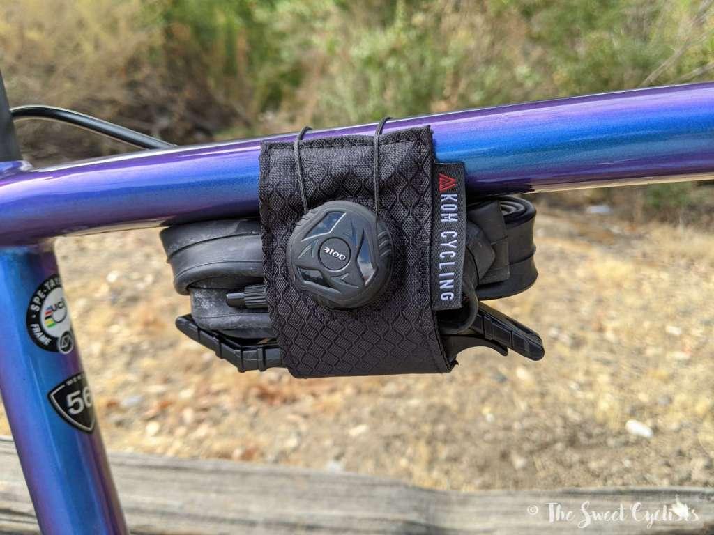 KOM Cycling Frame Strap - Side