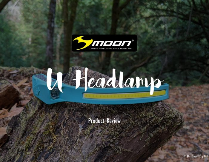 A unique and bright headlamp