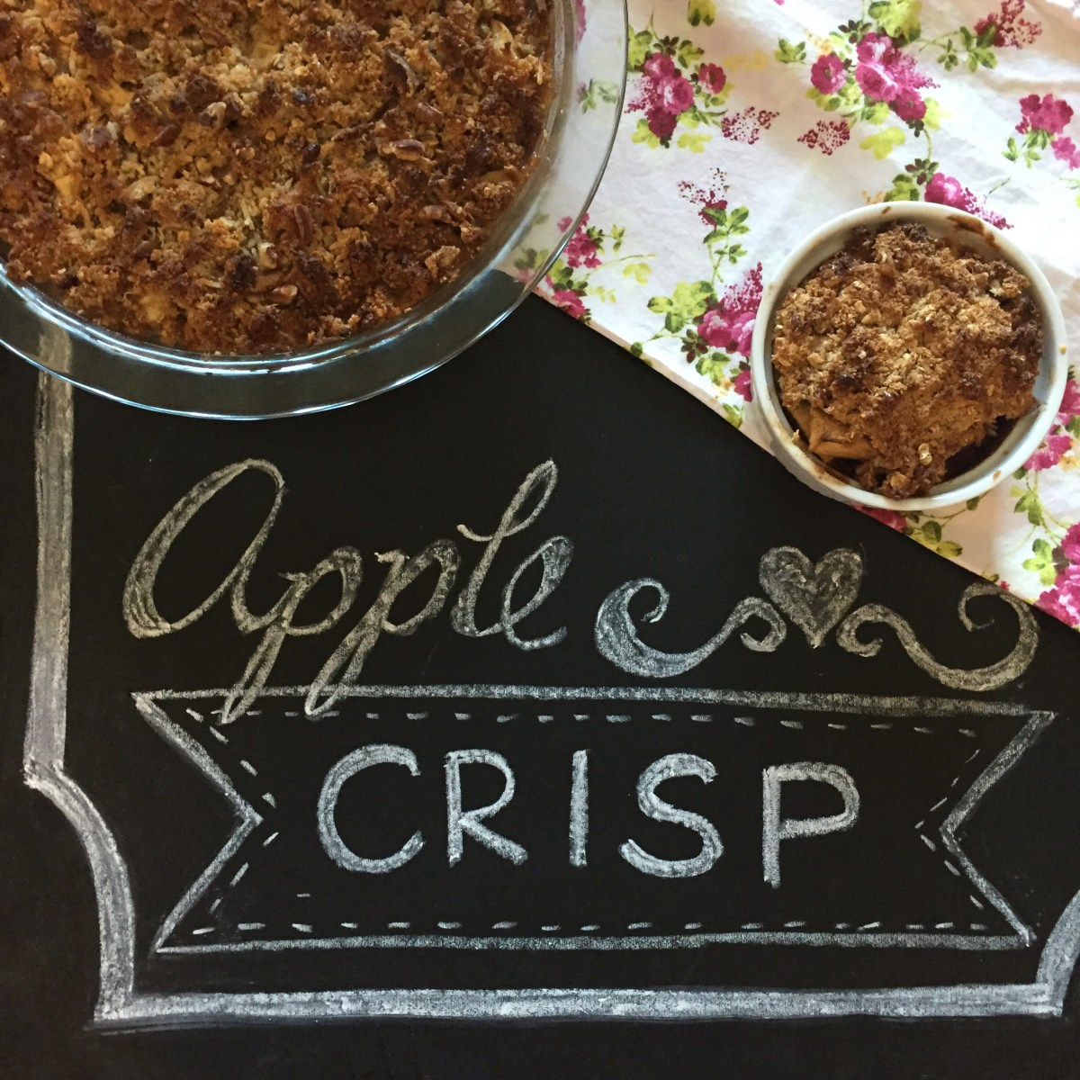 Easy Peasy Apple Crisp Recipe
