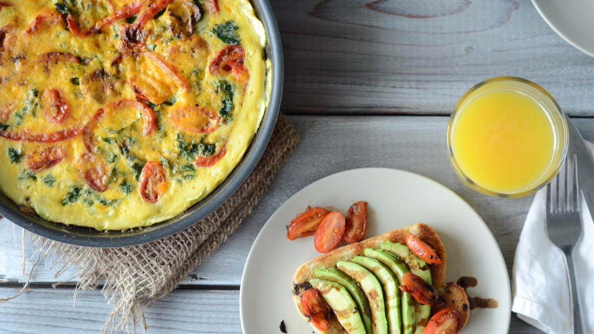 Frittata: Wonderfully Easy