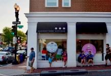 Georgetown Cupcake