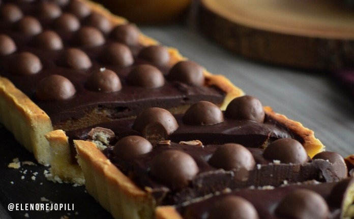 maltesers tart recipe