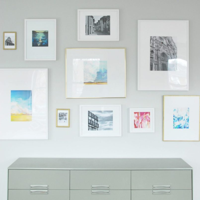 Dorable Ikea Virserum Frame How To Hang Crest - Picture Frame Design ...