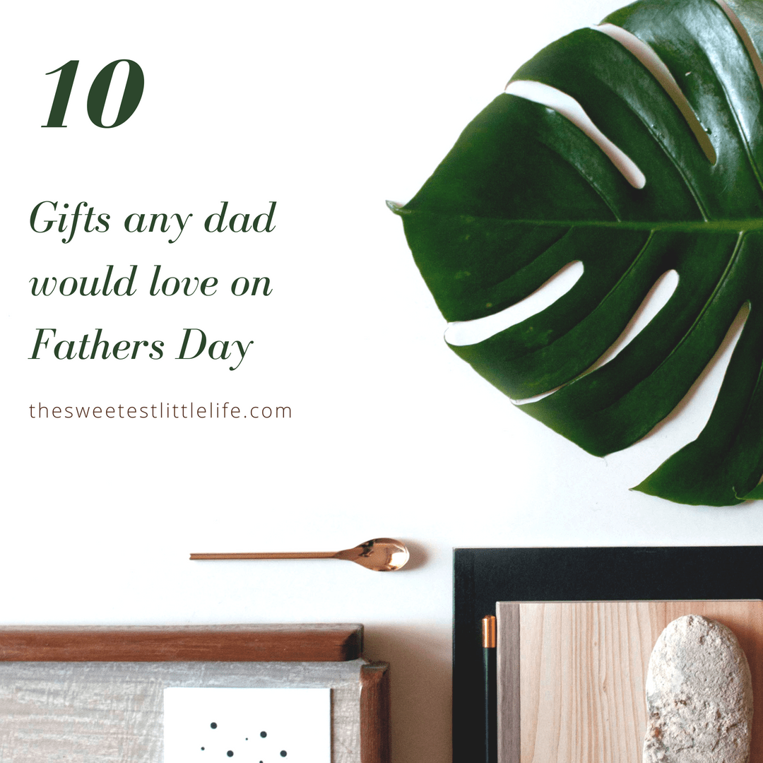 10 DIY Fathers Day Gifts