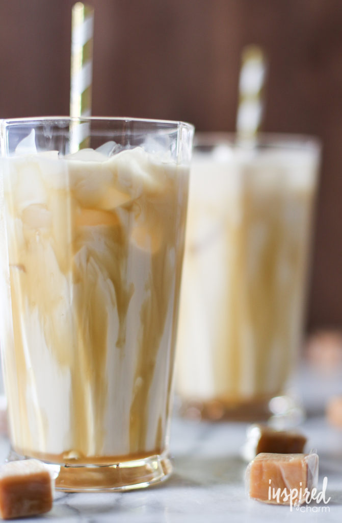 Salted Caramel White Russians Recipe-671x1024