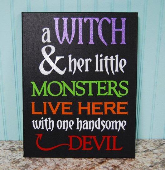 witch & m