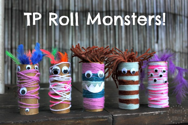 TP-Roll-Monsters-Fun-Halloween-or-monster-theme-craft-for-kids