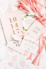 Backyard Wedding Ideas | Wedding inspiration, wedding guest book, blush pink wedding ideas from @cydconverse
