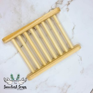 Bamboo Soap Tray