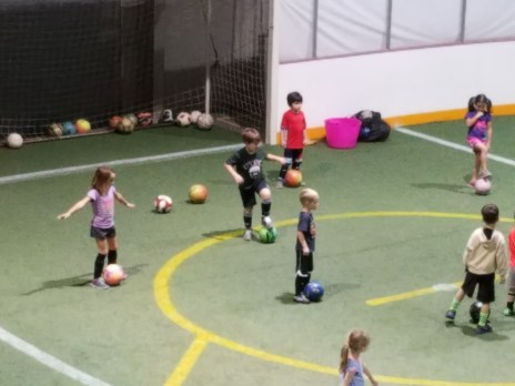 Stopping the ball