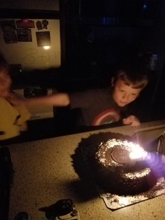 Birthday boy not wanting his brother there